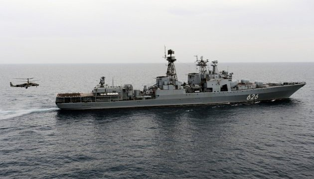 Британия направила фрегат следить за кораблем РФ