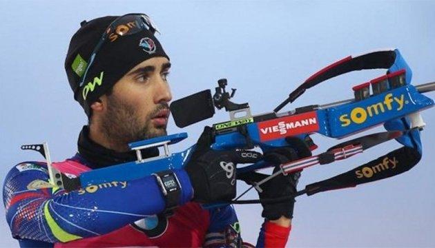 Біатлон: Фуркад у Поклюці виграв спринт, Семенов - 25-й
