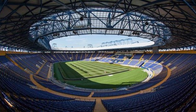 Фінал Кубка України з футболу пройде у Харкові