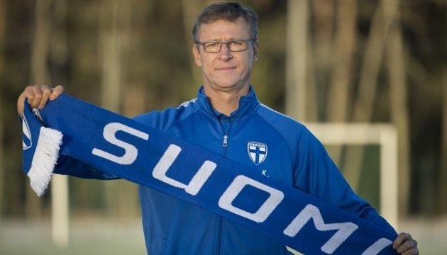 Збірну Фінляндії з футболу очолив Маркку Канерва