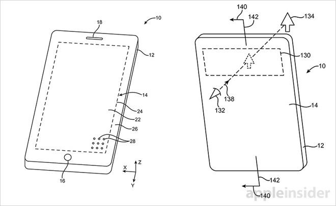 Apple разработала технологию для «безрамочного» iPhone
