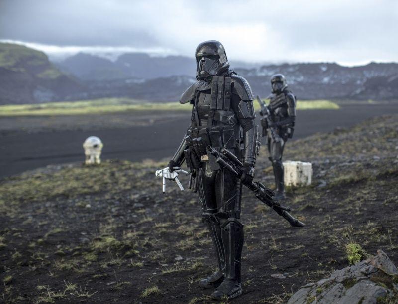 «Бунтар-один: Зоряні війни. Історія»
