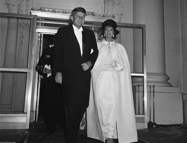 Жаклін Кенеді. Фото: REUTERS