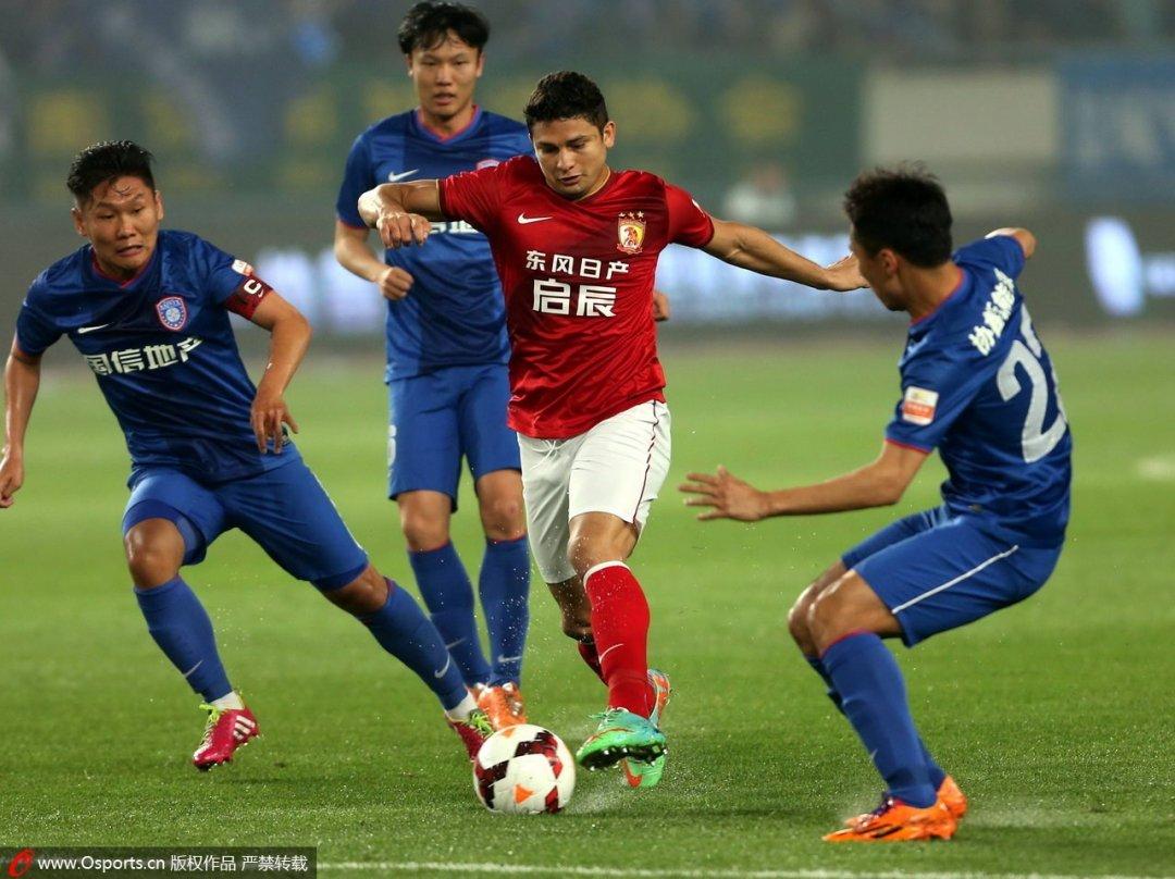 Китай меняет мировой футбол