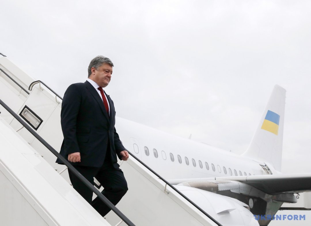Официальный визит Порошенко вФедеративную Республику Германия— фотоальбом
