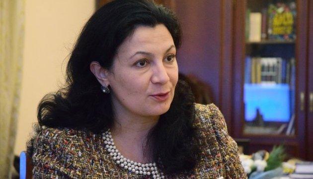 Рішення Ради ЄС щодо безвізу є історичним - Климпуш-Цинцадзе