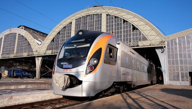 Укрзалізниця пустила на літо додатковий Інтерсіті Київ – Одеса