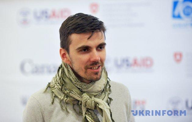 Заступник міністра охорони здоров'я Павло Ковтонюк