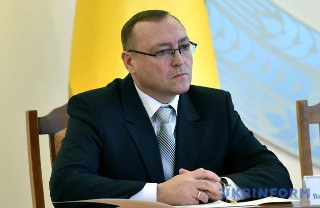 Голова Вінницької ОДА Валерій Коровій