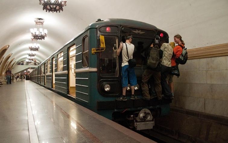 Зацепери в метро
