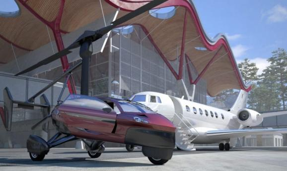 500 км – політ нормальний: у Голландії почали продавати літаючі авто