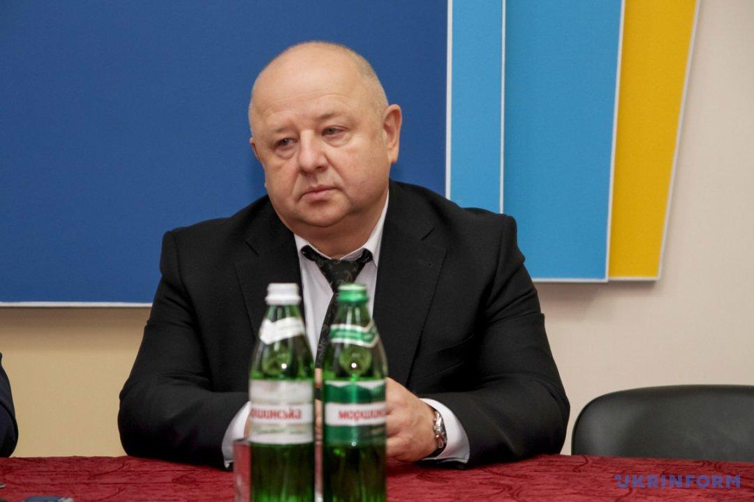 Олександр Торбас. Фото: Анна Максимова