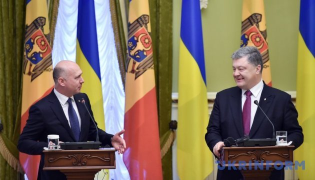 Ukraine, Moldova to speed up process of integration into EU
