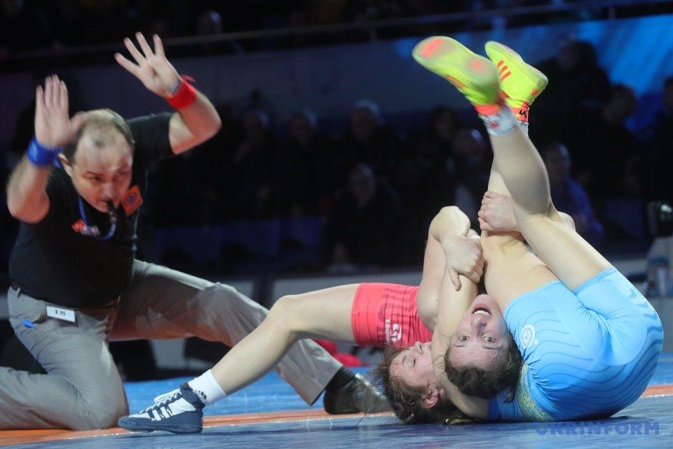 У Києві проходить XXI-й Міжнародний турнір зі спортивної боротьби