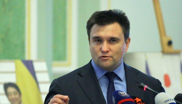 Присутність ОБСЄ на Донбасі зменшує російську агресію - Клімкін