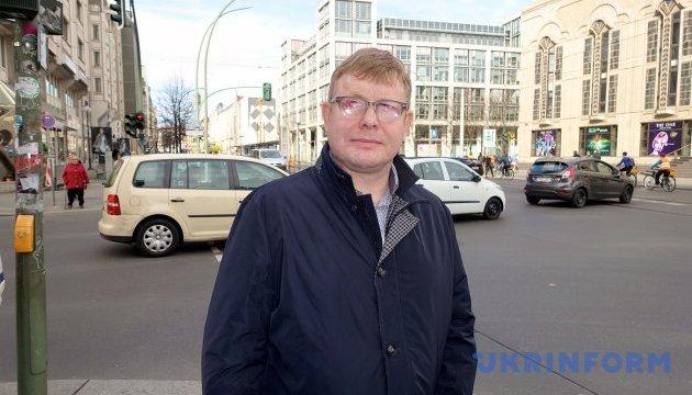 Жемчугов вважає, що блокаду потрібно було розпочати у 2014 році