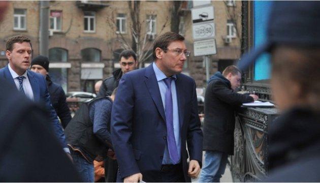 Crime lord Tyurin ordered Voronenkov's murder - prosecutor general