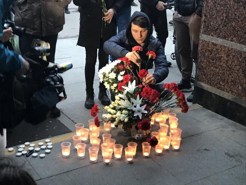 Характер взрыва впетербургском метро подтверждает версию теракта— специалист