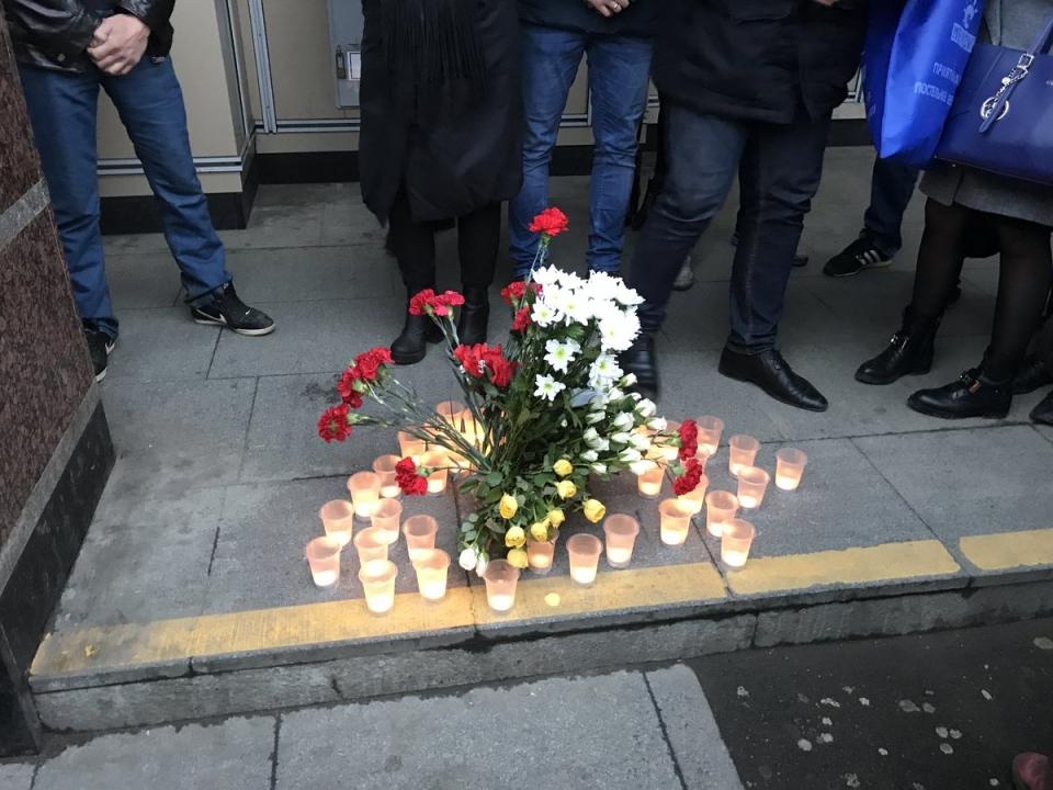 СМИРФ опубликовали фото подозреваемого— Теракт вПетербурге