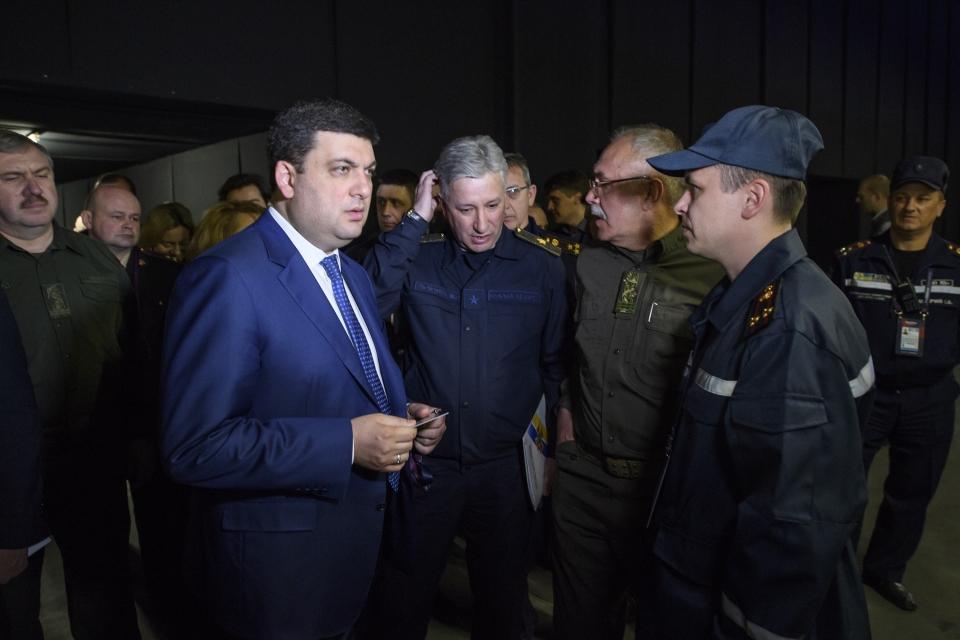 Гройсман: вУкраинском государстве перед «Евровидением» очень высокий уровень безопасности