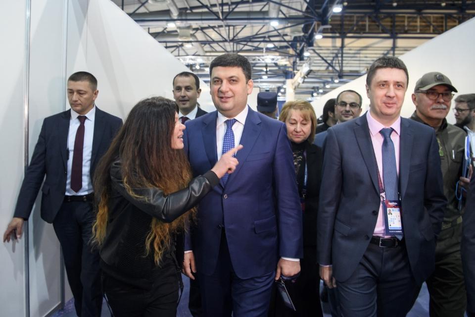 Гройсман прокомментировал процесс подготовки кЕвровидению— Украина готова