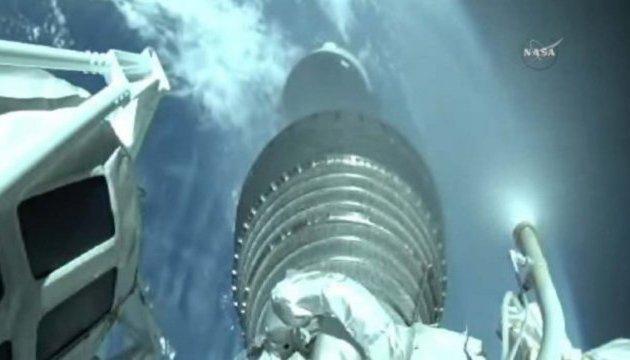 NASA вперше транслює запуск ракети в режимі 360°