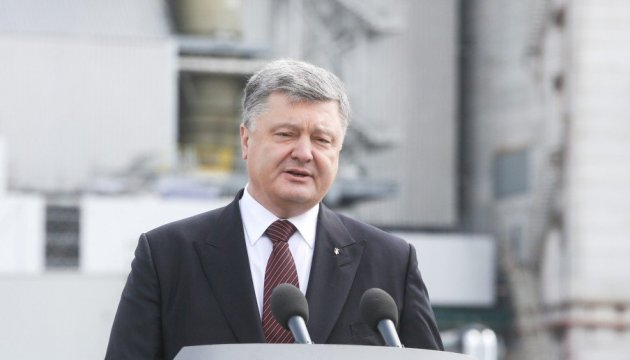 Європа встояла перед інформаційною експансією РФ, і Україна зможе - Порошенко
