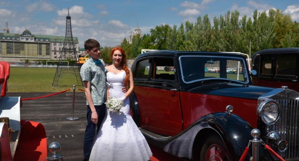 Всеукраїнський фестиваль ретро-автомобілів стартував у Запоріжжі