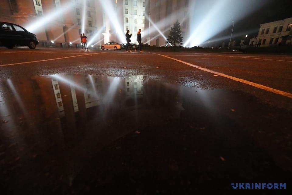 УКиєві відбудеться перший міжнародний фестиваль світла