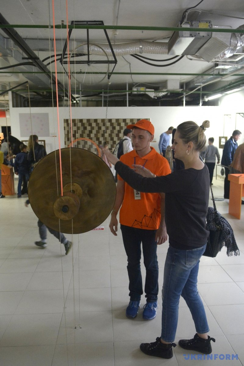 Інтерактивний музей науки відкрився у Вінниці