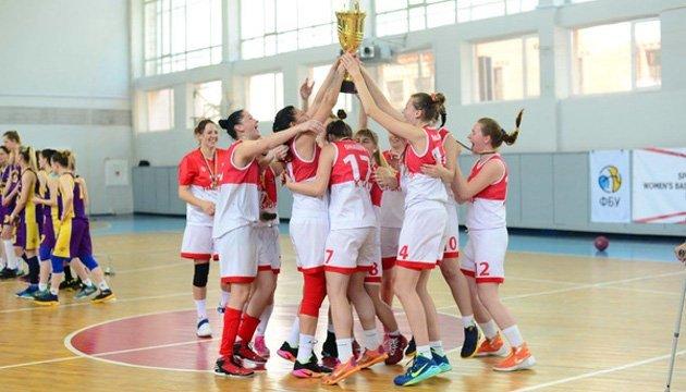 """""""Тім-СКУФ"""" став переможцем української жіночої баскетбольної Суперліги"""