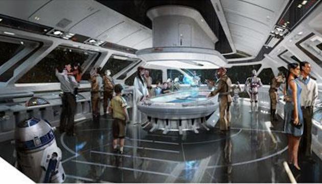 """У США планують побудувати перший готель за мотивами """"Зоряних воєн"""""""
