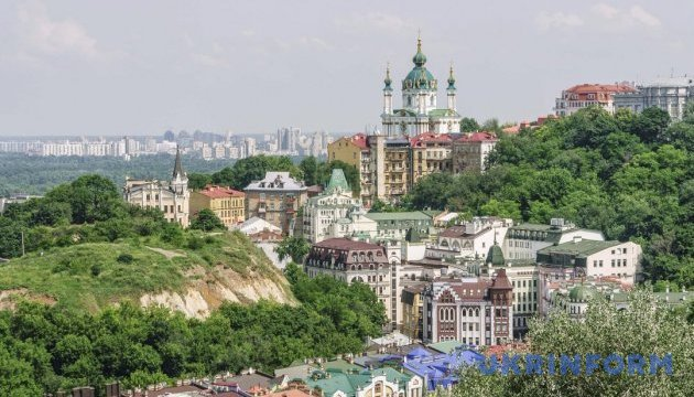 До Євробачення організовано безкоштовні екскурсії столицею