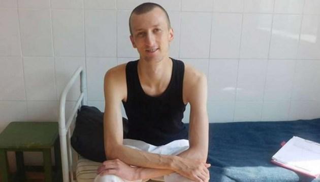 Сергій Жадан допоміг кримському політв'язню Кольченку зустрітися з матір'ю
