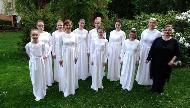 Київський хор підкорив серця німецьких парафіян