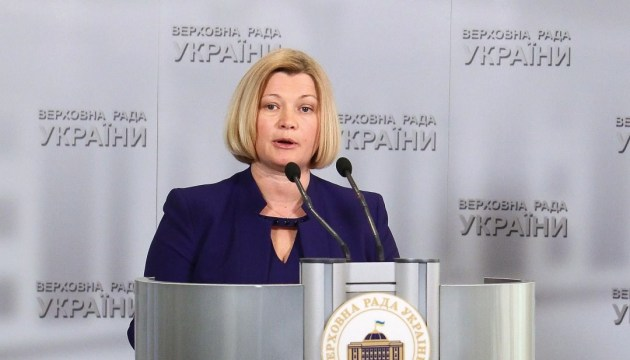 Iryna Herashchenko calls on Indonesia to support Ukraine's peacekeeping initiatives in the UN