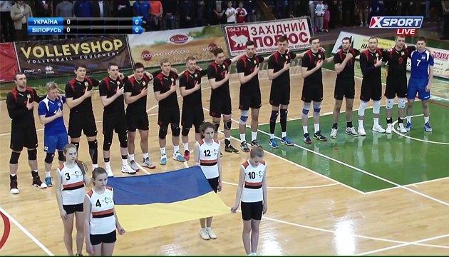 В Івано-Франківську завершився перший день міжнародних змагань з волейболу