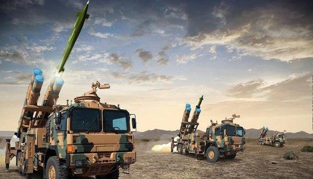 Туреччина успішно випробувала нову ракетну систему KAAN