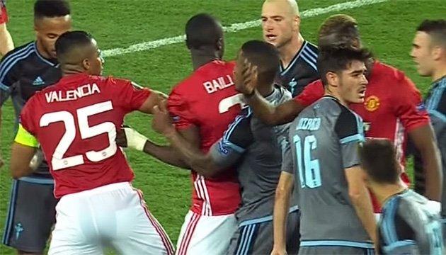 "У поєдинку ""Манчестер Юнайтед"" – ""Сельта"" голи забивали головою"