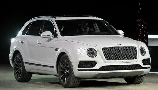 Bentley випустить авто для веганів