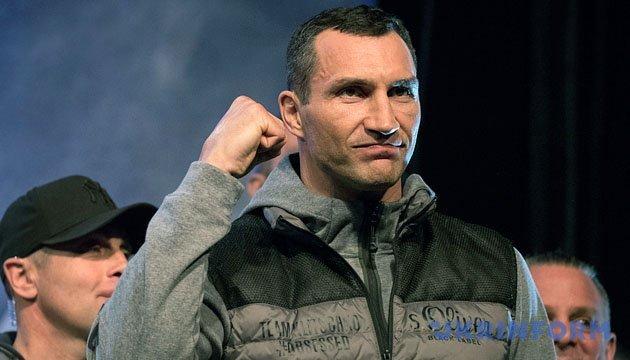 Володимир Кличко - другий у рейтингу WBC