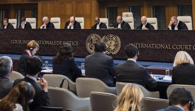 Україна vs Росія: Визначені судом ООН строки відповідають намірам Києва - МЗС