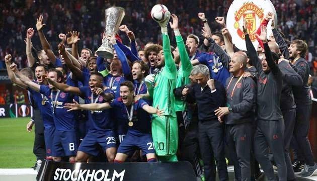 """Два голи зробили """"Манчестер Юнайтед"""" тріумфатором сезону"""