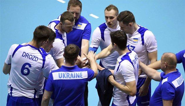 Україна програла перший поєдинок за путівку на Мундіаль-2018