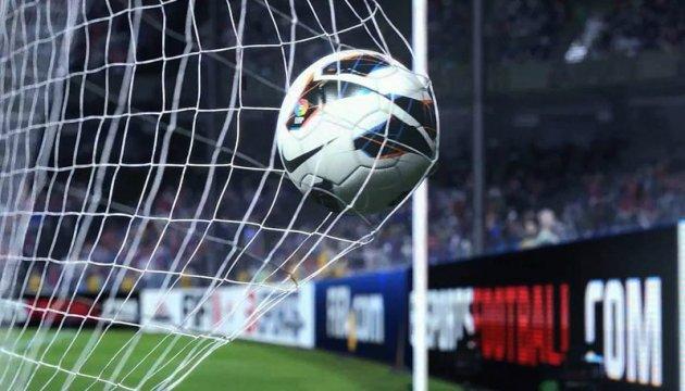 Ukraine returns to top 30 in FIFA rating