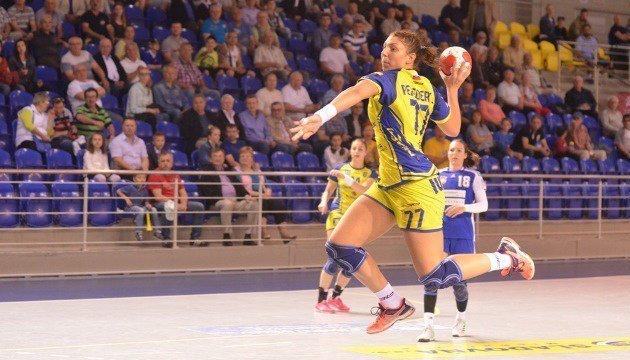 Українські гандболістки виграли титули в європейських чемпіонатах