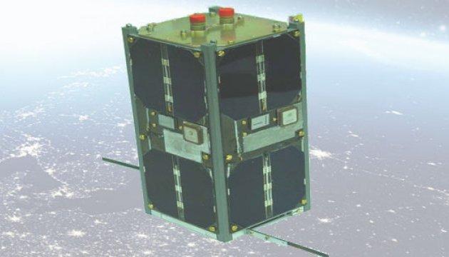 Український наносупутник подав перші сигнали з орбіти