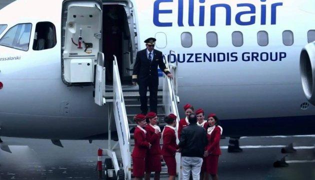 У харківському аеропорту відновили сезонний рейс до Салоніків