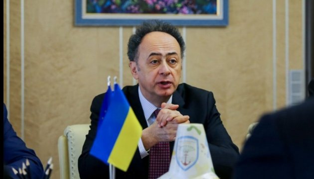 Mingarelli: No change in EU's position on need to fight corruption in Ukraine