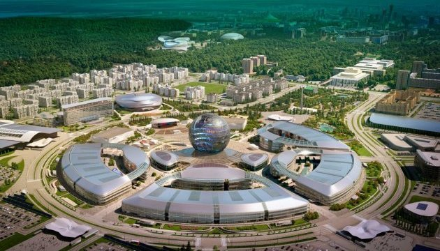 Astana Expo-2017: Alternative energy exhibition holds Day of Ukraine
